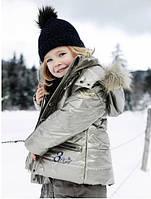 Модная курточка для девочки. Размер: 116