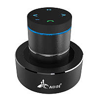 Мощнейший 26W вибродинамик со встроенным плеером, аккумулятором, аудиовходом (мод. ADIN 26W)