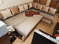 Кухонный уголок со спальным местом  2500х1800мм
