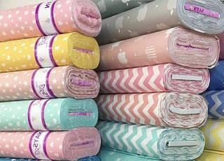 Турецкие ткани для постели 240 см
