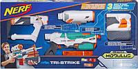 Продам Бластер Hasbro Nerf Модулус Три-Страйк B5577