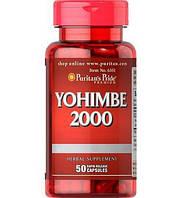 Puritan's Pride Yohimbe 2000 mg 50 caps