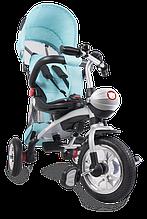 Велосипед триколісний Lionelo Tim Plus поворотне сидіння