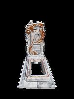 Памятник бетонный, комплект Роза, Хмельницкая обл