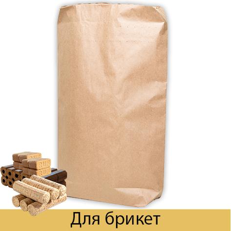 Бумажные мешки для брикет, фото 2