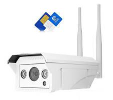 3G камера видеонаблюдения уличная с СИМ картой и WiFi модулем ARO-27EV