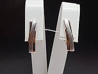 Серебряные серьги. Артикул С32/211, фото 1