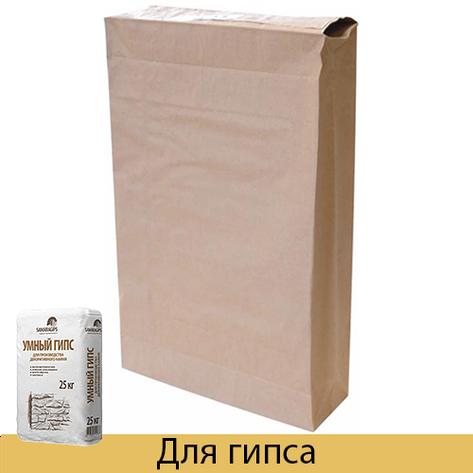 Бумажные мешки для гипса, фото 2