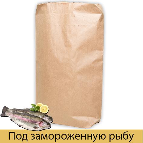 Бумажные мешки для замороженной рыбы, фото 2