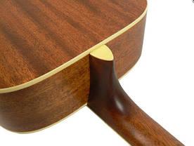 Акустическая гитара CORT AD880 (NS) Дредноут / вестерн, фото 3