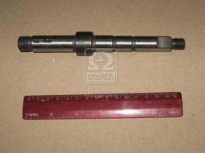 Вал насоса водяного МАЗ (нового  образца  )) каленый L=170 (пр-во Украина). 236-1307023. Цена с НДС.