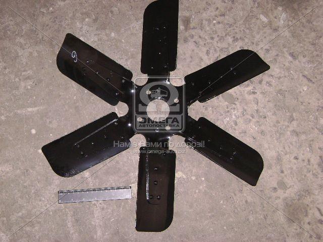 Крыльчатка вентилятора МАЗ 236 (пр-во ЯМЗ). 236-1308012-А4. Ціна з ПДВ.