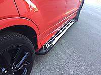 Ford Kuga 2013 Боковые подножки Sunrise