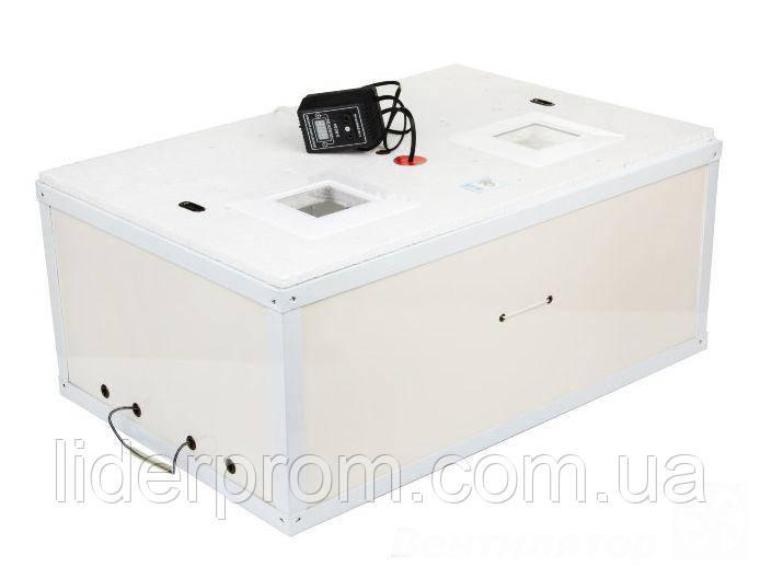 Инкубатор Курочка Ряба ИБ-80 автомат на 80 яиц , ТЭН, таймер