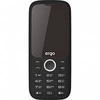 Мобильный телефон ERGO F242 Turbo Dual Sim Black