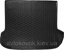 Пластиковый коврик в багажник Subaru Outback V (BS) 2015- (AVTO-GUMM)