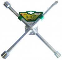 Баллонный ключ Alloid крестообразный 1/2 дюйма 17-19-21 мм 355 мм (КБ-201721)