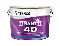 Фарба для вологих приміщень TEKNOS TIMANTTI 40 антисептична 9 л
