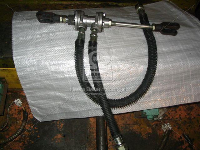 Клапан сцепления МАЗ 5336 со шлангами (L=170 мм) (пр-во БААЗ). 5336-1602738-10. Ціна з ПДВ.