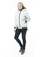 Куртка весенняя женская большой размер, фото 1
