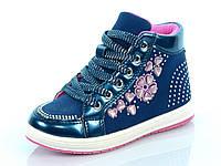 Детские ботинки Clibee P-163 Синий (Размеры: 25-30), фото 1