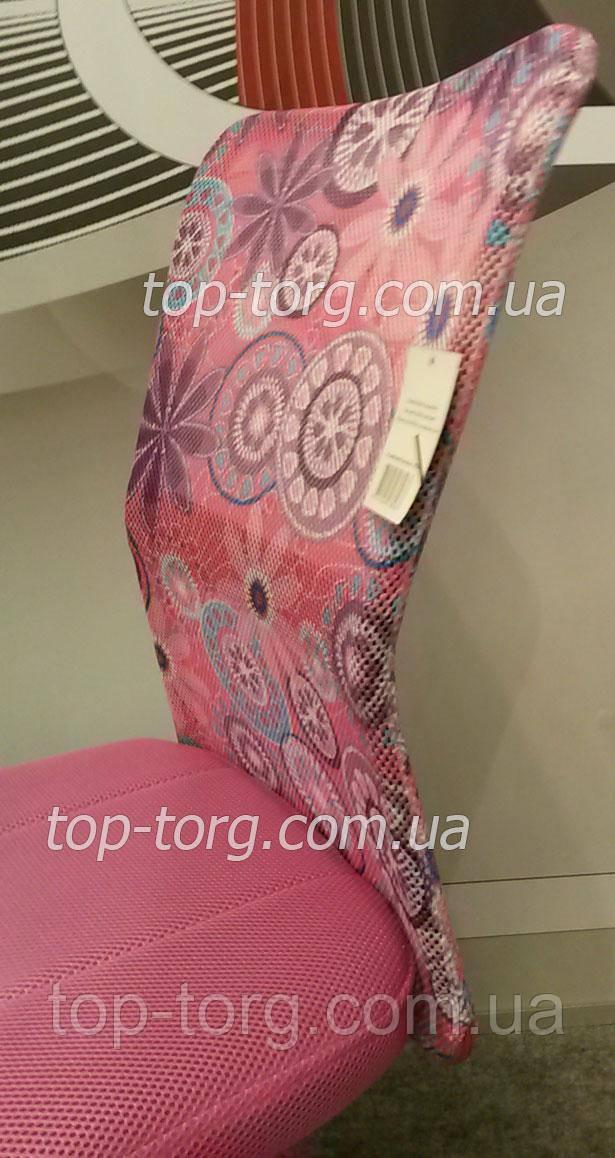 Крісло дитяче Blossom pink рожевого кольору