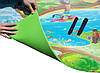 Развивающий детский игровой коврик «Happy Kinder» M 670х1200x8 мм, фото 3