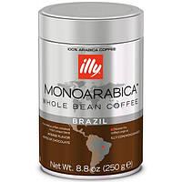 Кофе в зернах ILLY Brazil Monoarabica 250 г