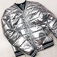 Куртка бомбер женский весенний