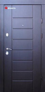Дверь входная Qdoors модель Канзас эталон