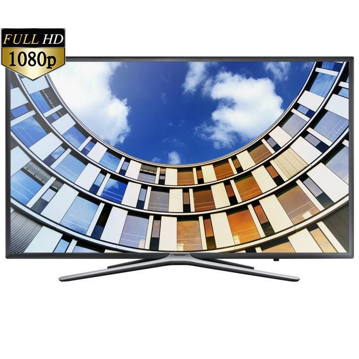Телевизор Samsung UE43M5572 (Full HD, PQI 800 Гц, SmartTV, Wi-Fi, DVB-C/T2/S2)