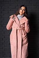 Очень красивое и удобное плюшевое пальто, фото 1