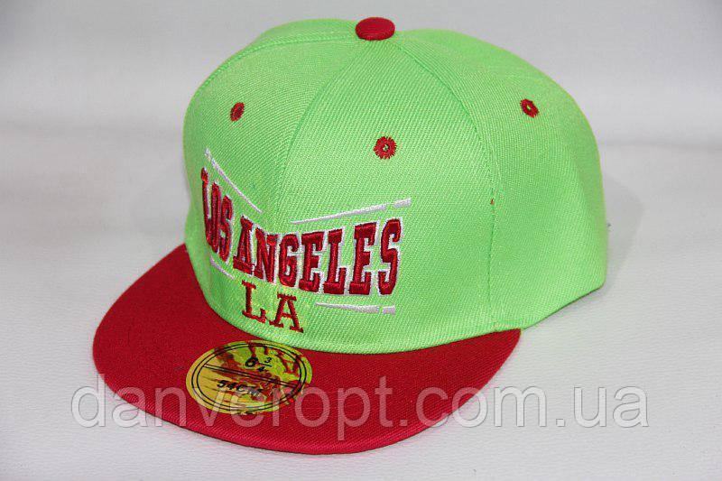 Кепка реперка прямой козырек LOS ANGELES подростковая размер 54-55 ... 014eaa4d1789d