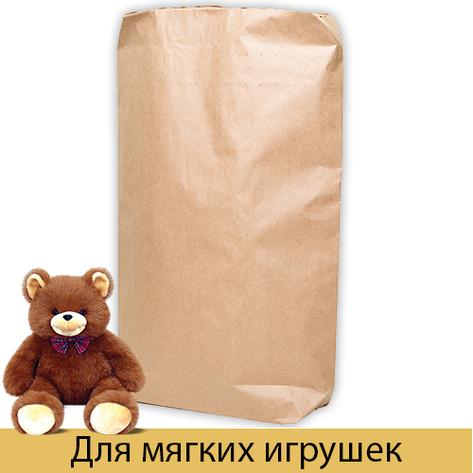 Бумажные мешки для мягких игрушек, фото 2