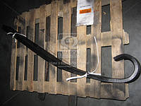 Лист полурессоры  задней №2   МАЗ (1435 мм) (пр-во МРЗ). 54327-2912102. Цена с НДС.