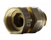 Клапан обратный подпружиненный резьбовой муфтовый