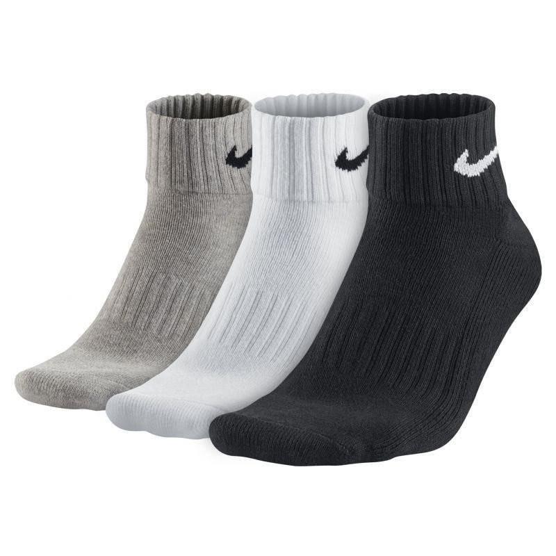 Оригинальные Носки Nike Value Quarter 3PP  SX4926-901