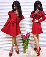 Платье приталенное 35-24, фото 1