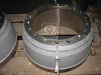 Барабан тормозной  МАЗ (бездисковые колеса) 12 шпилек (пр-во БИТ комплект ). 5336-3501070-01. Цена с НДС.