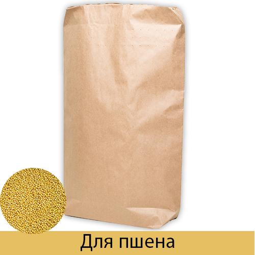 Бумажные мешки для пшена