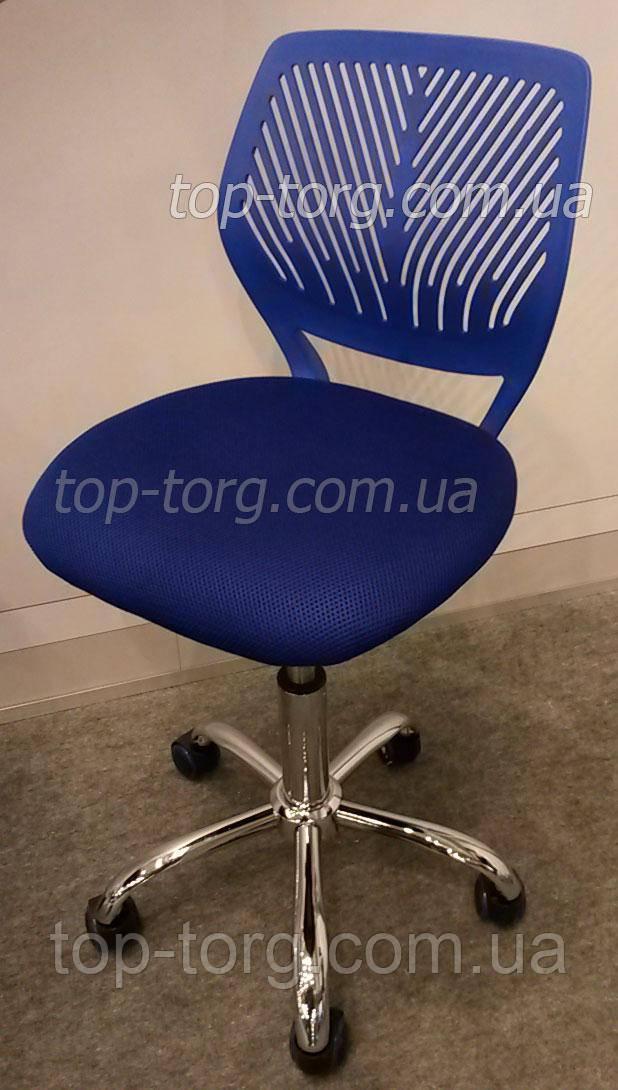 Кресло компьютерное детское Jonny blue синего цвета