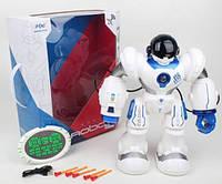 Детская игрушка Робот  Police 35 см., белый (HX898)