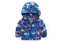 Детская демисезонная куртка.Куртка на мальчика.Арт.1530