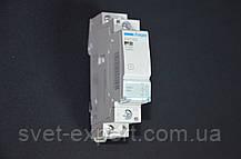 ESC125 Контактор 25A, 1НВ, 230В Хагер, фото 3