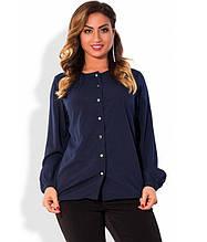 Сорочка з довгим рукавом розміри від 3103 XL