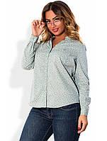 Рубашка-фрак размеры от XL 3102