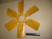 Вентилятор системы охлаждения МАЗ  металлический  6 лопастарого  (пр-во ММЗ). 245-1308040-А. Цена с НДС.