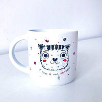 Чашка PAPAdesign Котик у меня от тебя мурашки, фото 1