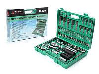 Набір головок ключів інструменти Torx Tagred 108 елементів Польща Набор головок ключей Инструменты новие