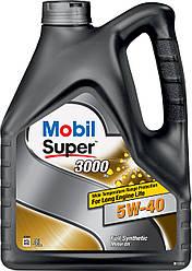 MOBIL SUPER 3000 X1 5W-40 208л